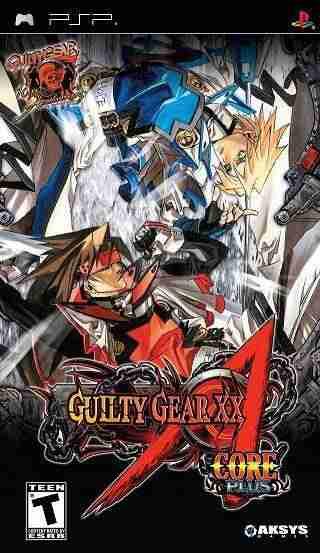 Descargar Guilty Gear XX Accent Core Plus [English] por Torrent